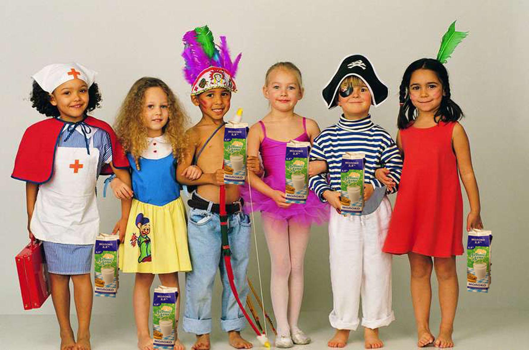 Конкурс фото детей рекламы